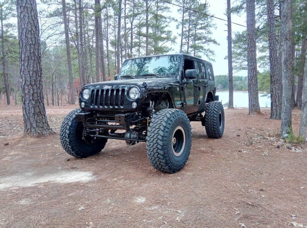 Jeep Wrangler For Sale In Sc >> 2017 Built Jeep Wrangler JKU Sport (Tons, 40s) | Jeep Sellerz | Jeep Sellerz