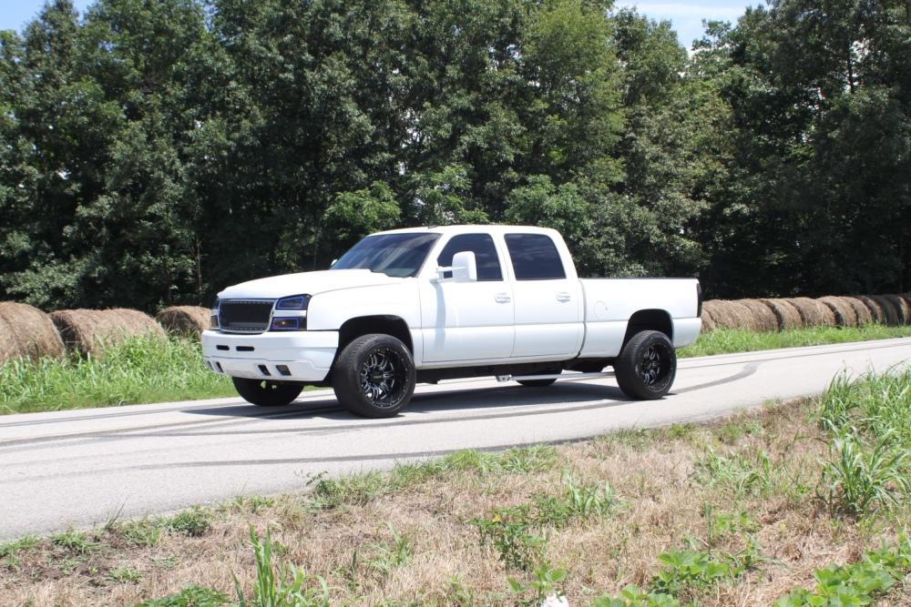Led Headlights For Chevy Silverado 2006 Duramax LBZ | Find Diesel Trucks | Diesel Sellerz