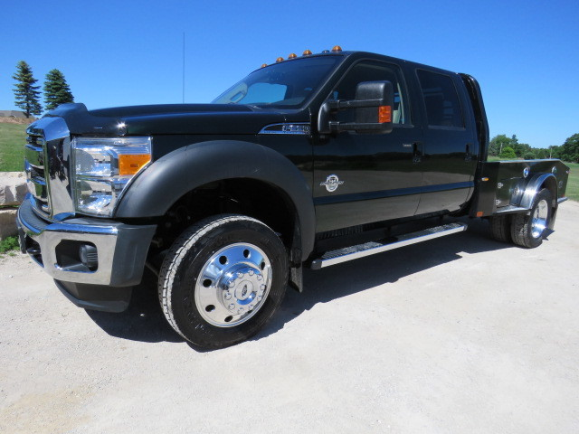 Gvw of ford f550