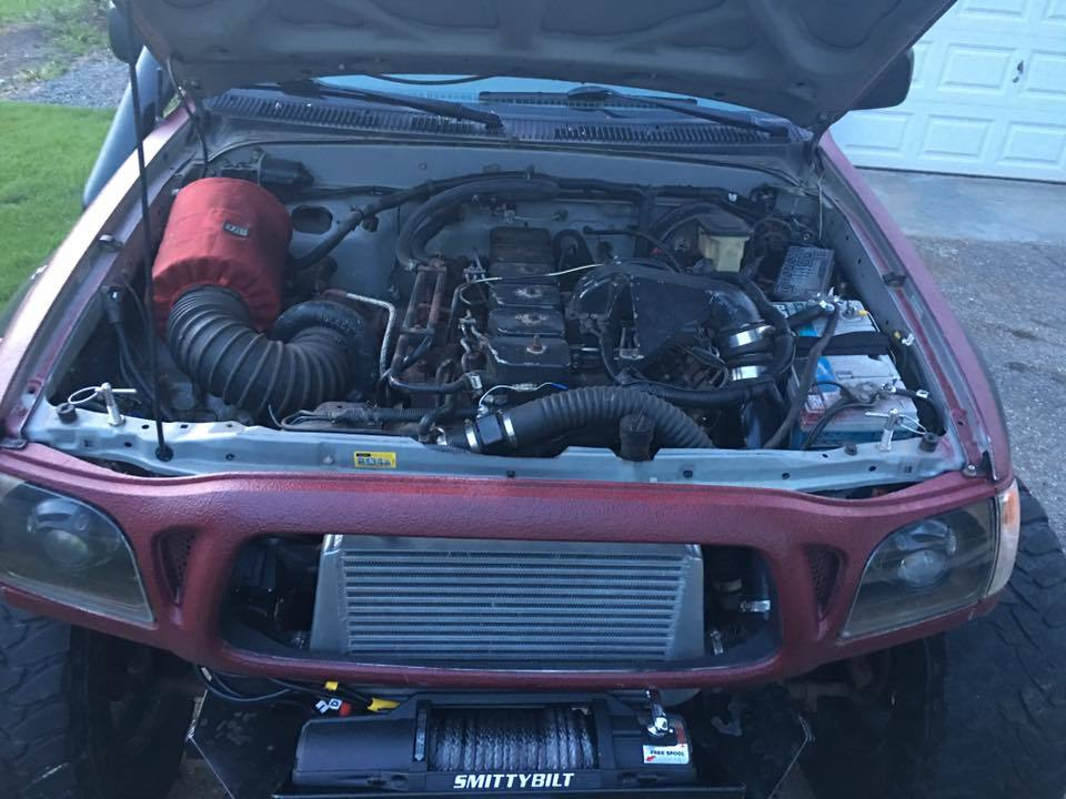 Toyota Dealers Mn >> Cummins 12 Valve Toyota Tacoma Off Road Truck Rock Crawler ...