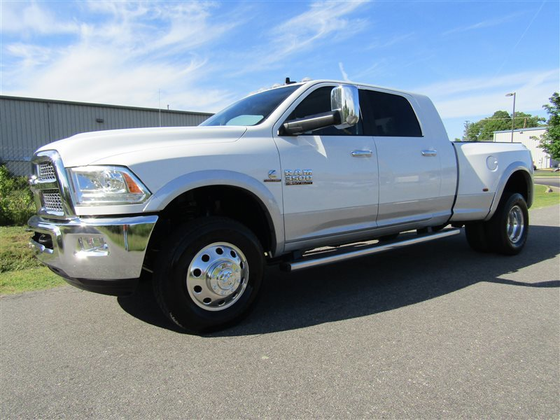 2015 dodge ram 3500 laramie cummins turbo diesel 4x4. Black Bedroom Furniture Sets. Home Design Ideas