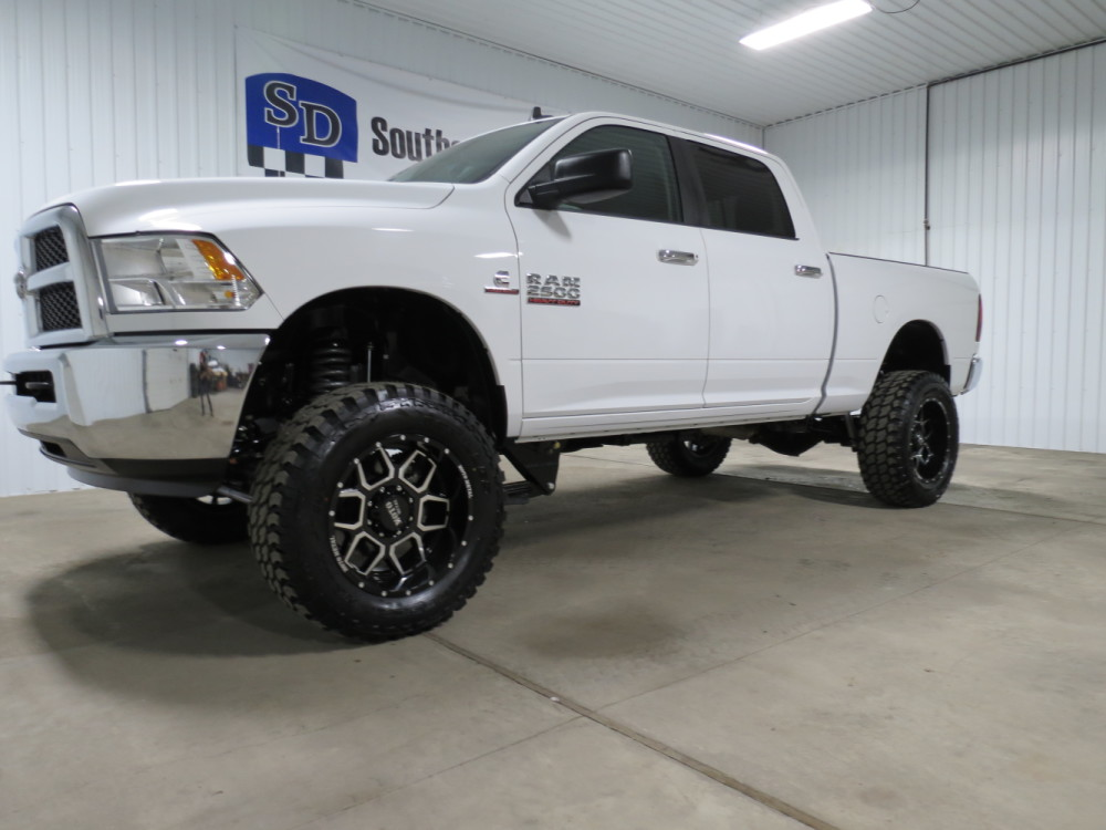 2016 ram 2500 new lift only 8k miles find diesel trucks diesel sellerz. Black Bedroom Furniture Sets. Home Design Ideas