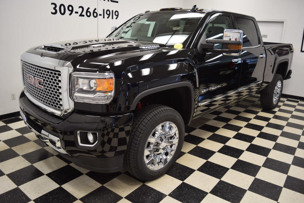 new 2017 gmc sierra 2500hd crew cab standard box 4 wheel drive denali find diesel trucks. Black Bedroom Furniture Sets. Home Design Ideas