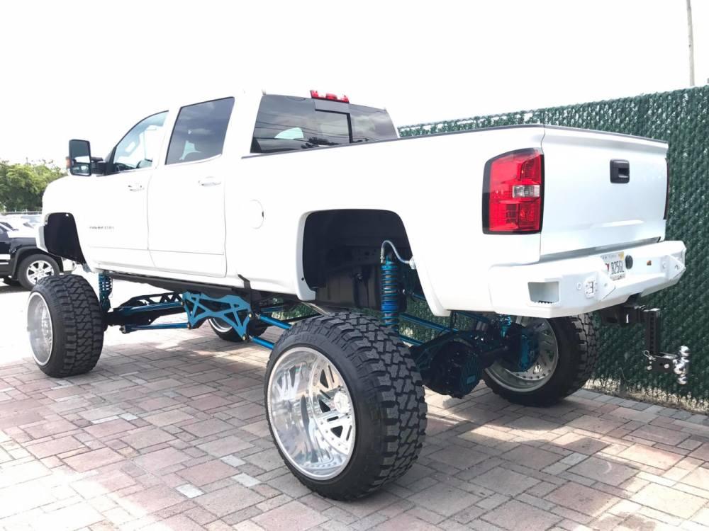 2016 GMC Sierra Denali Duramax SEMA Truck | Find Diesel ...