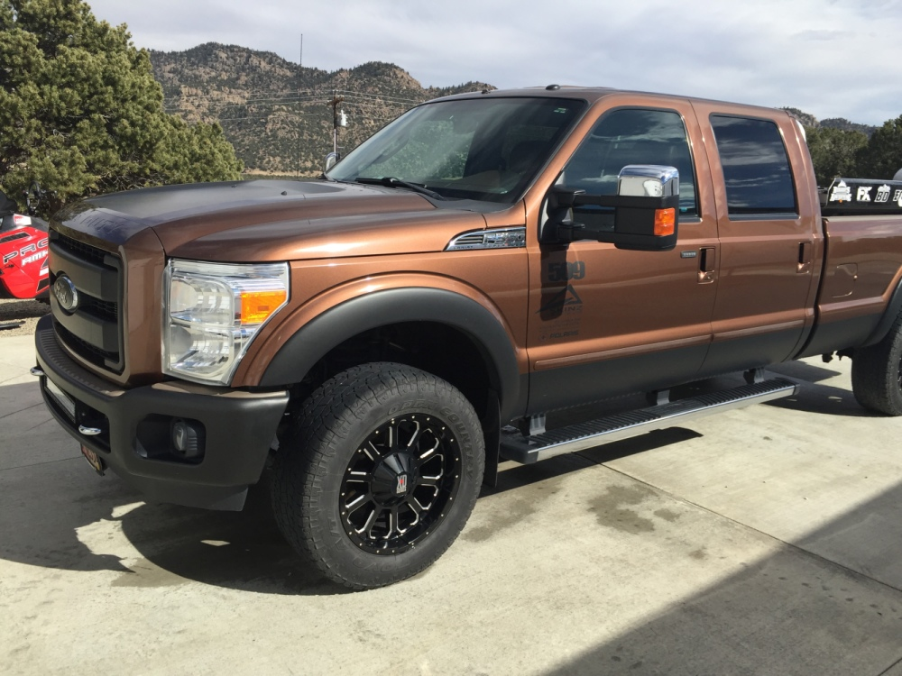 2012 ford f350 king ranch crew cab long box diesel find diesel trucks diesel sellerz. Black Bedroom Furniture Sets. Home Design Ideas