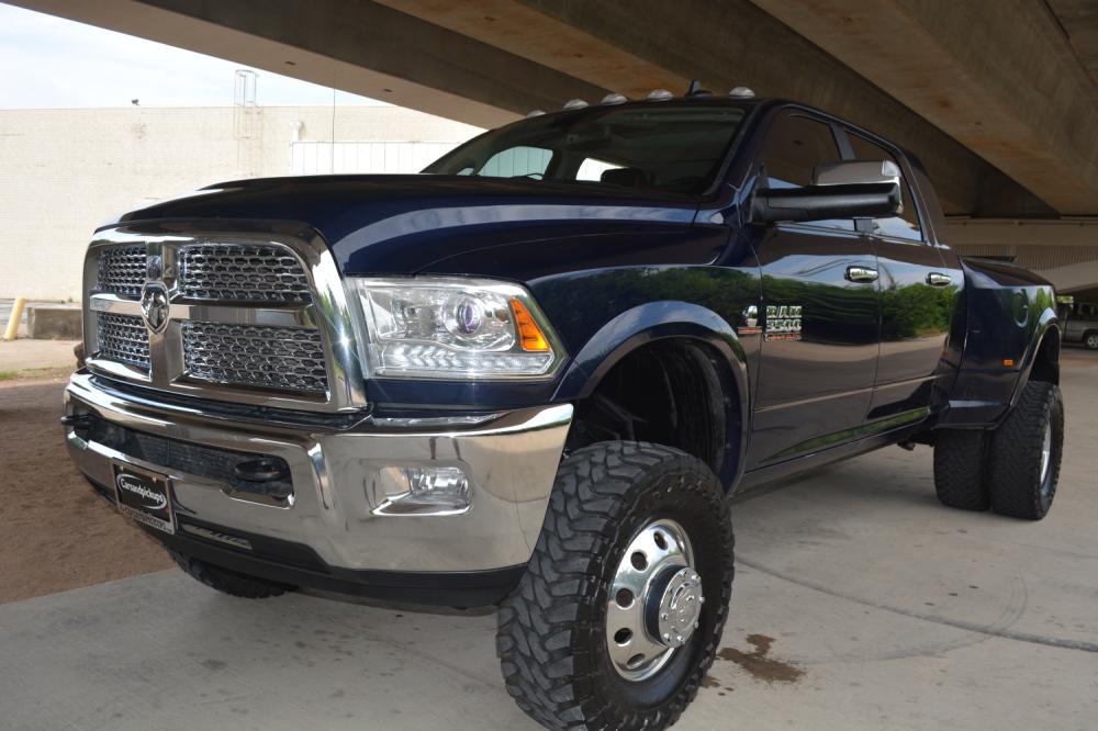 Dsc on Dodge Ram 3500 Front