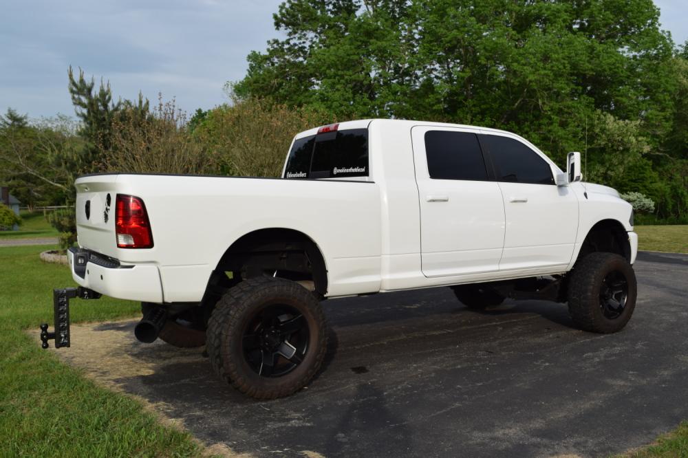 Dieselsellerz Truck Giveaway >> OMEGA 2013 Dodge Ram 3500 SLT Mega Cab Diesel Brother ...