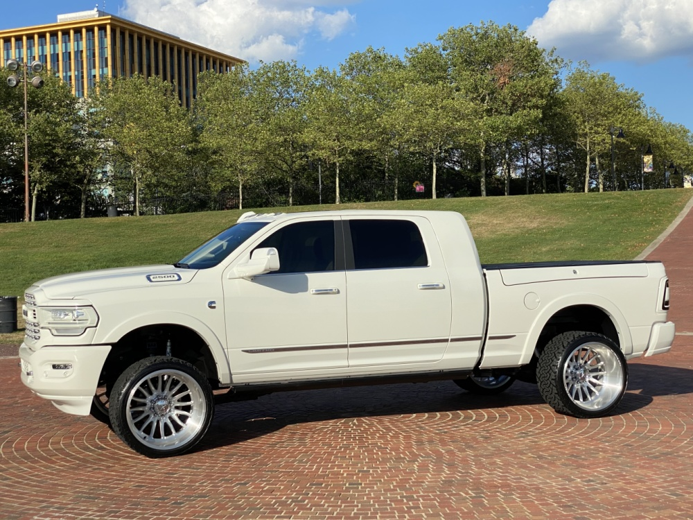 diesel ram 2500 custom paint cab cummins mega 4x4 build truck match 1000 trucks