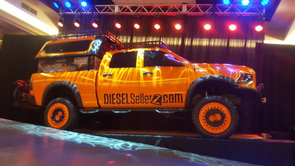 2016 Custom Built Diesel By Diesel Bros Find Diesel