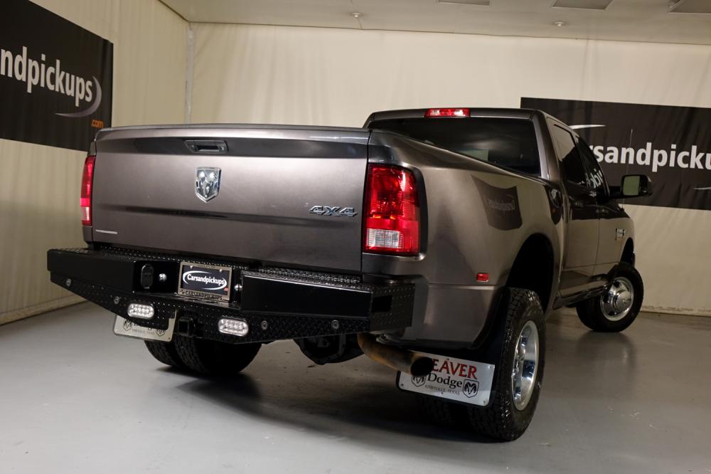 2017 Dodge Ram 3500 Crew Cab Tradesman 4x4 Find Diesel