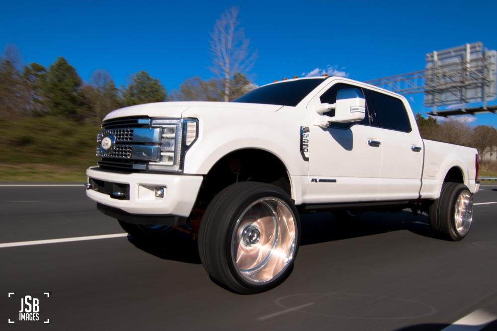 Custom Truck Headlights >> 2017 F-250 Platinum Build   Find Diesel Trucks   Diesel ...