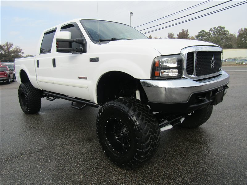 2003 ford f 350 sd lariat lifted bulletproofed diesel 4x4. Black Bedroom Furniture Sets. Home Design Ideas