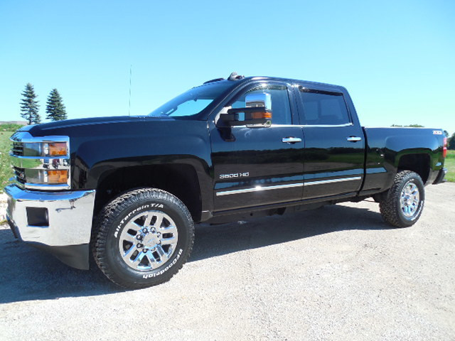 2013 3500 duramax mileage autos post for Creek wood motor company