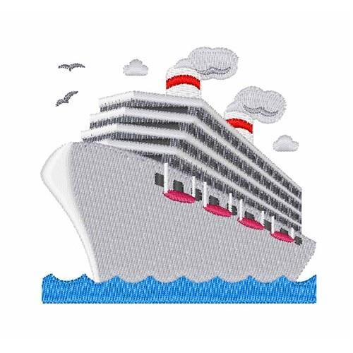 Cruise Ship 4x4 Products Swak Embroidery