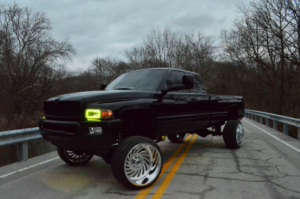 @Redheelin 1997 Lifted Ram 2500 cummins | Find Diesel ...