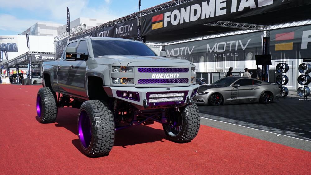 2016 Chevrolet 2500 Sema Build - Find Diesel Trucks ...